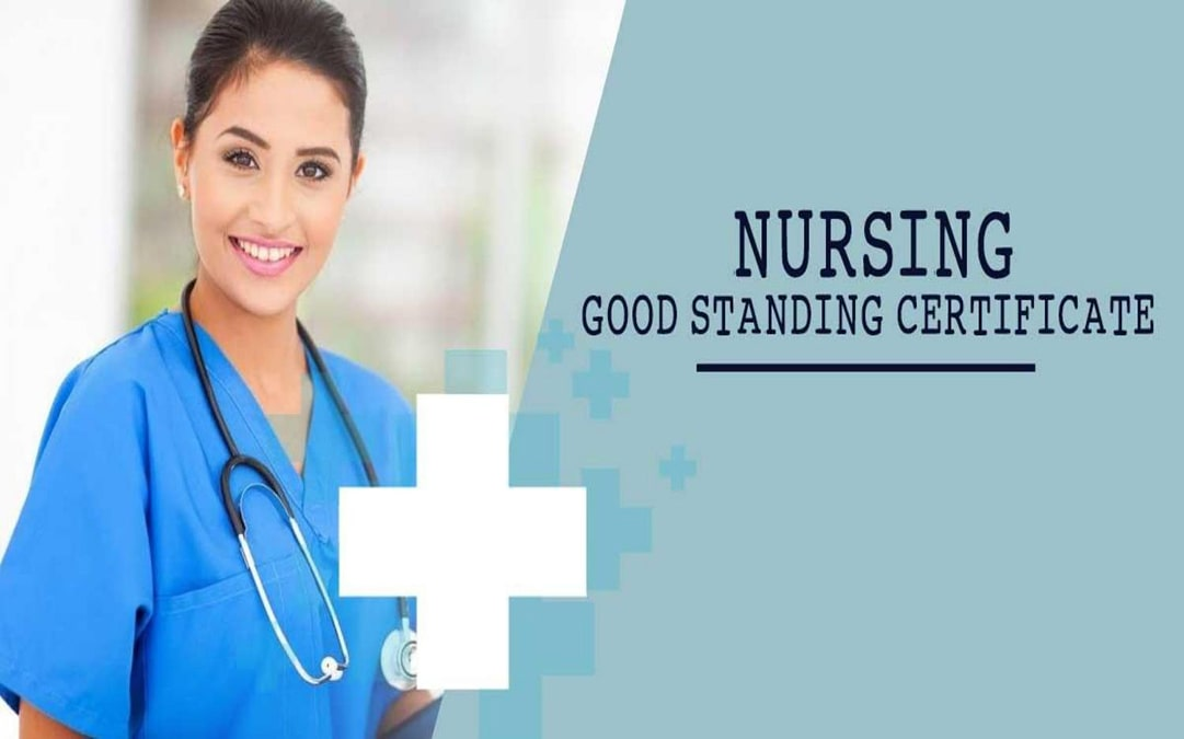 IMPACT OF GOOD STANDING CERTIFICATION IN TODAY'S WORLD